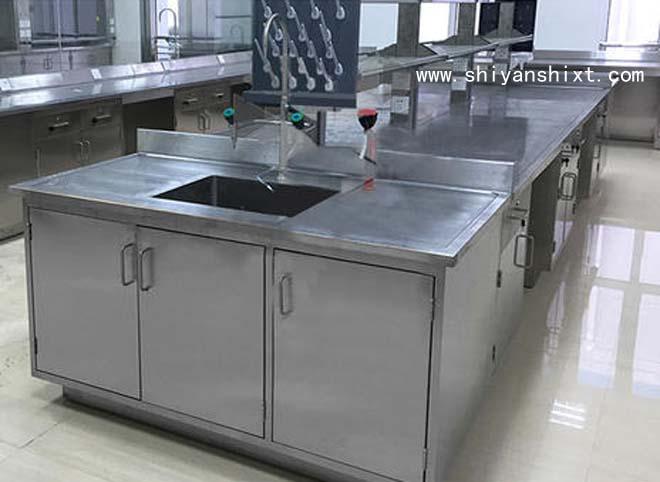 不锈钢中央实验台