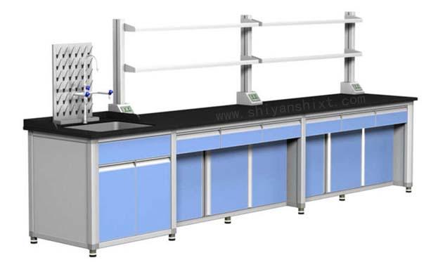铝木实验边台