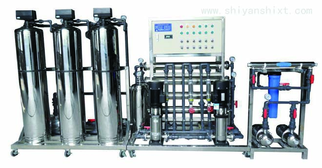 实验室纯水处理