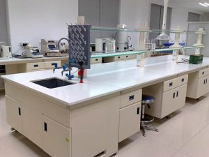 全钢中央实验台主要结构