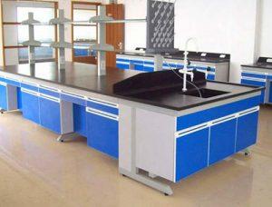 蓝色实验室家具