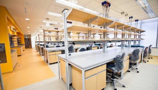 全钢实验室家具