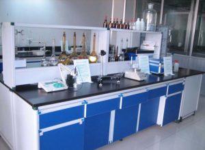 板式中央实验台