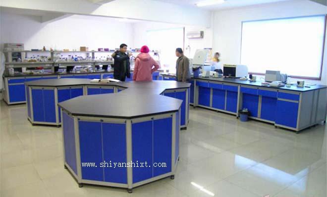 铝木八边形实验台