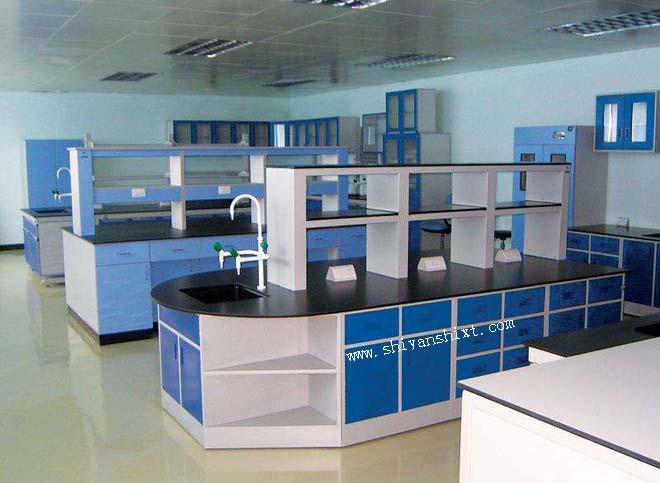 实验室八边形实验台