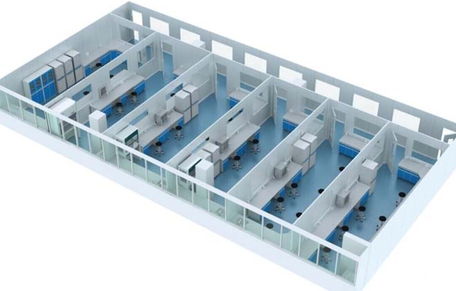实验室设计与规划方案图