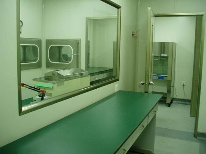 微生物洁净室设备布置