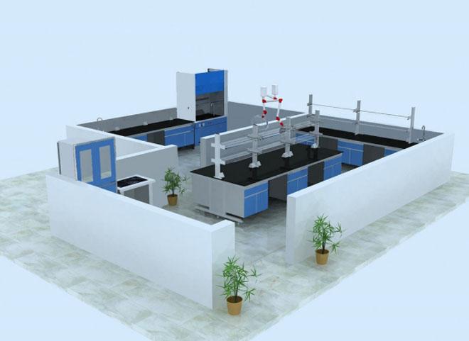 绿色环保实验室家具