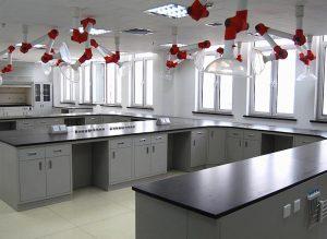 实验室设备的布置
