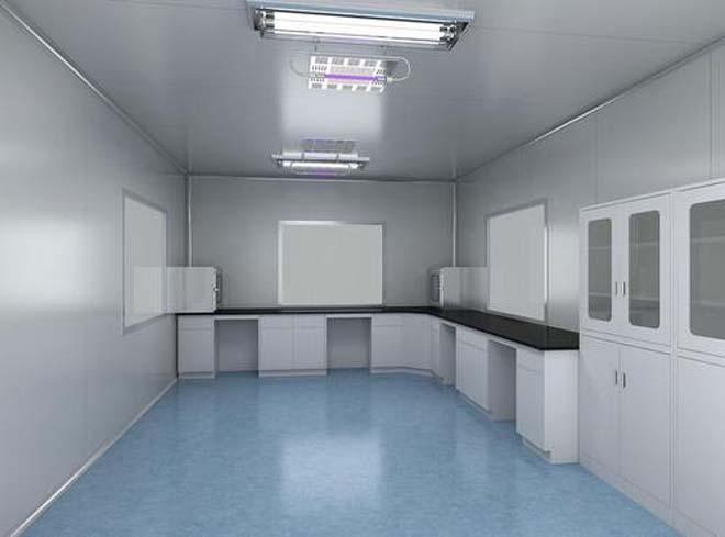 恒温恒湿洁净实验室