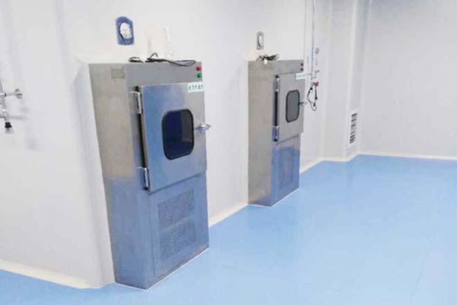 细胞实验室微生物实验室传递窗设备要求