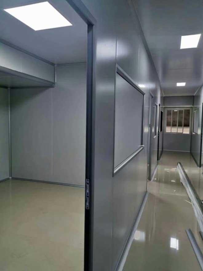 实验室净化工程结构