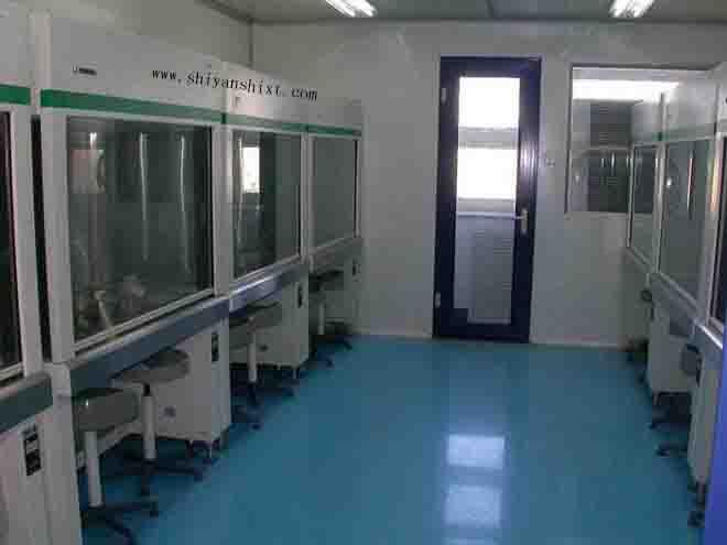 实验室超净工作台安装位置