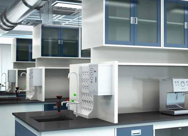 实验室家具通排风系统